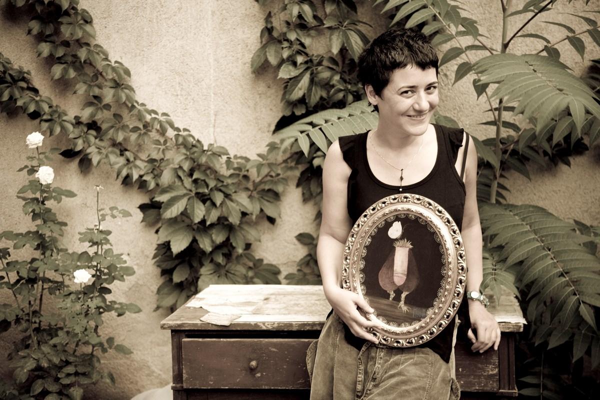 Iuliana Vilsan, fot. Dan Piersinaru (źródło: materiały prasowe organizatora)