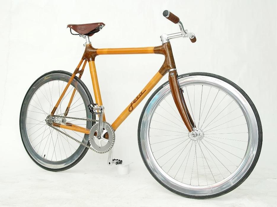 Rower bambusowy Fera – projekt Fera Bikes (źródło: materiały prasowe organizatora)