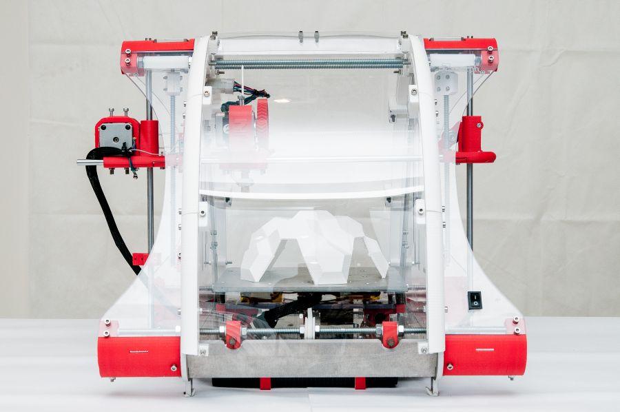 Drukarka 3D Zmorph – projekt Jawor Design Studio (źródło: materiały prasowe organizatora)
