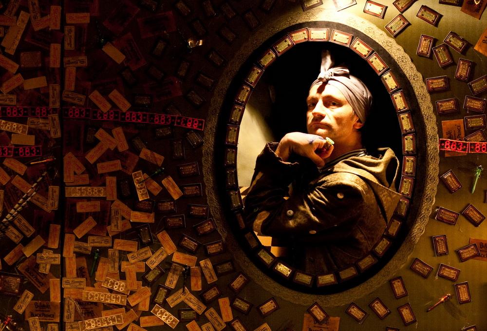 """Spektakl """"Pan Paweł"""", reż. Radu Afrim, fot. Alexandru Boicu (źródło: materiały prasowe organizatora)"""