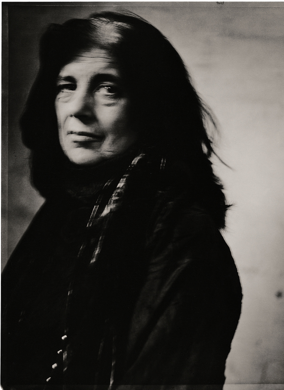 """Susan Sontag, fot. Cato Lein. """"Odnalezione w tłumaczeniu"""" Gdańskie Spotkania Tłumaczy Literatury (źródło: materiały prasowe)"""