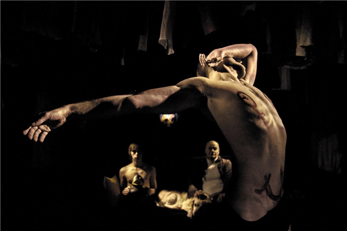Teatr Nowy w Krakowie, spektakl Lubiewo (źródło: materiały prasowe organizatora)