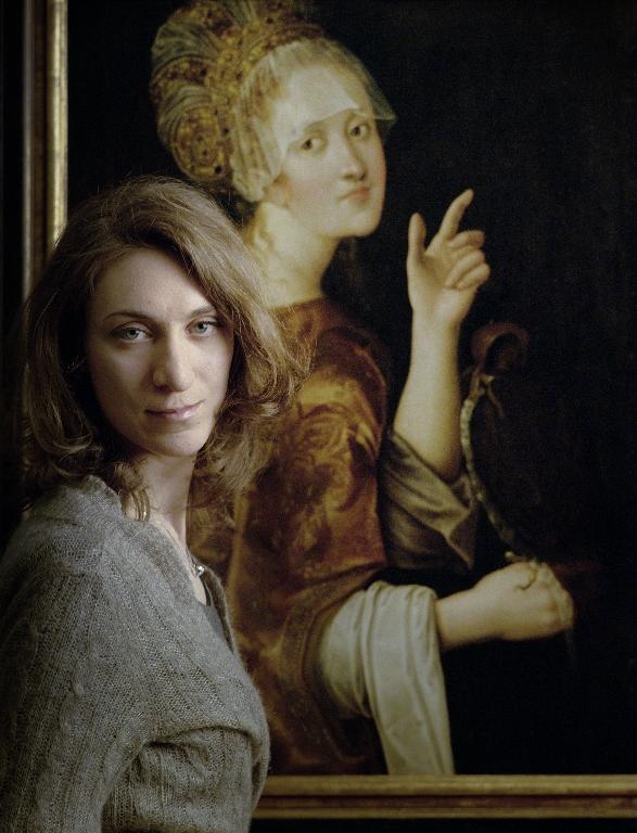 Agnieszka Drotkiewicz, Ganymed Goes Europe (źródło: materiały prasowe)