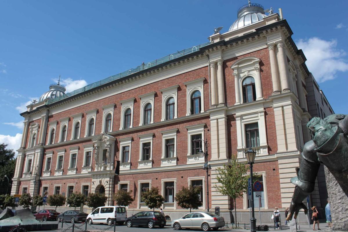 Asp Kraków, Gmach główny, fot. J. Nowostawska (źródło: mat. prasowe)