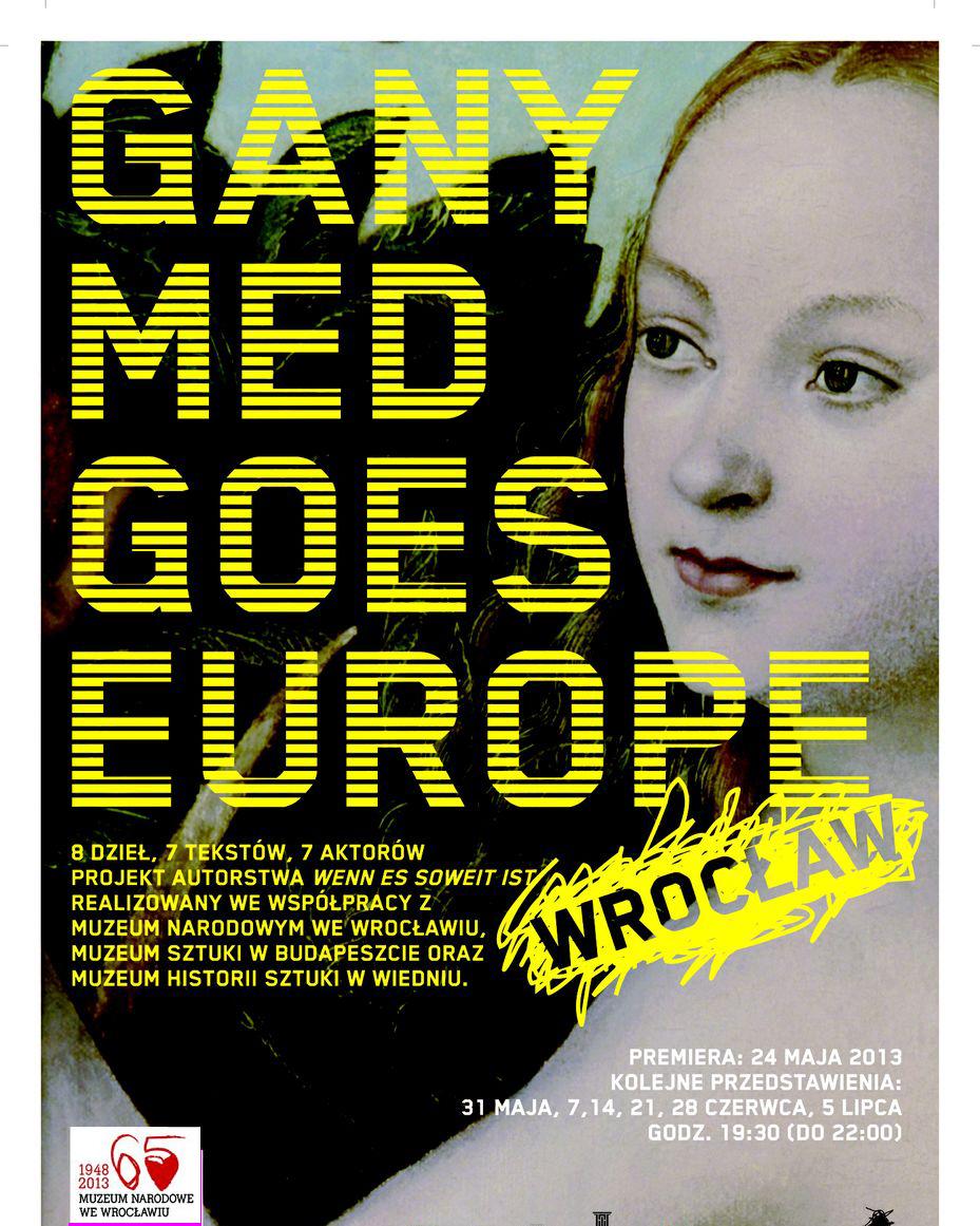 Ganymed Goes Europe (źródło: materiały prasowe)