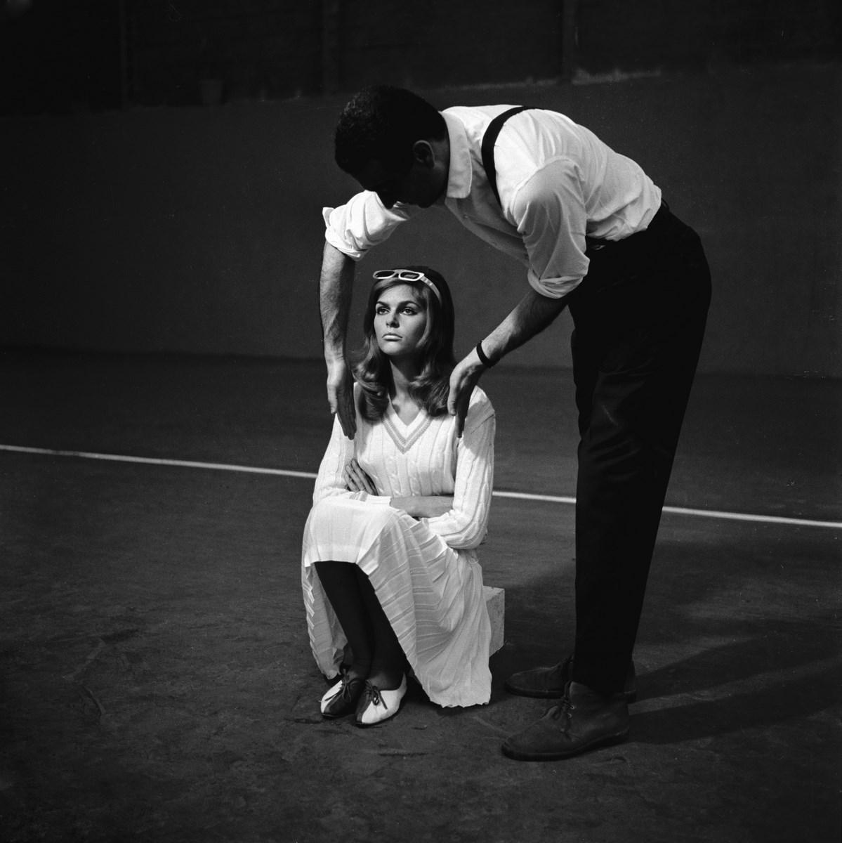 Tadeusz Rolke, Bez tytułu, Paryż 1965 / Untitled, Paris 1965 © Tadeusz Rolke