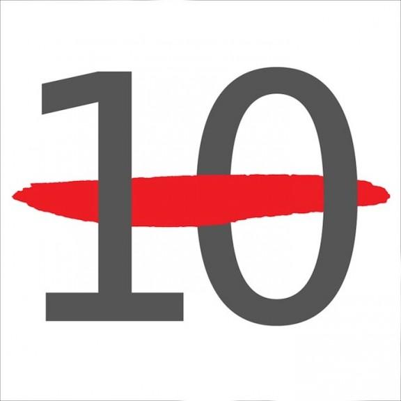 10 Ogólnopolska Wystawa Miniatury Tkackiej, logo (źródło: materiały prasowe organizatora)
