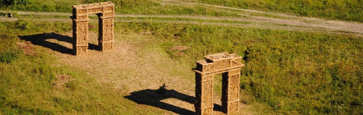 """Artur Klinau, """"Architektoniczne ruiny"""" (źródło: materiały prasowe organizatora)"""