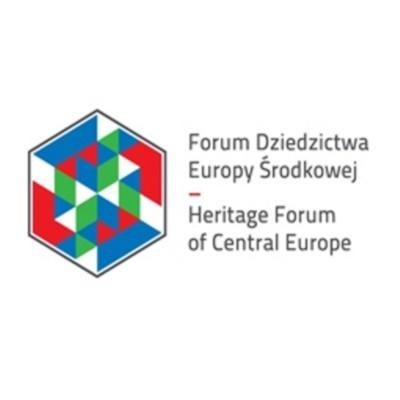 Logo Forum Dziedzictwa Europy Środkowej w Krakowie (źródło: materiały prasowe)