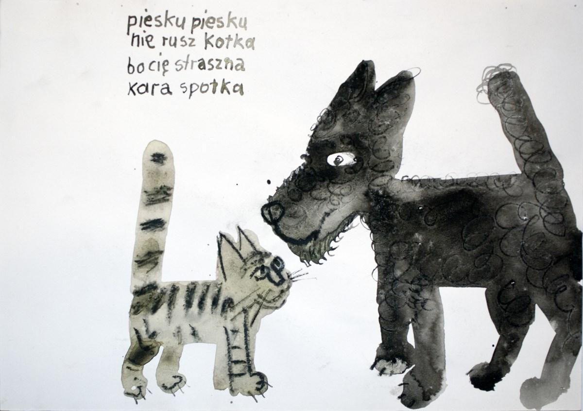 Autor pracy: Józef Wilkoń (źródło: materiały prasowe organizatora)