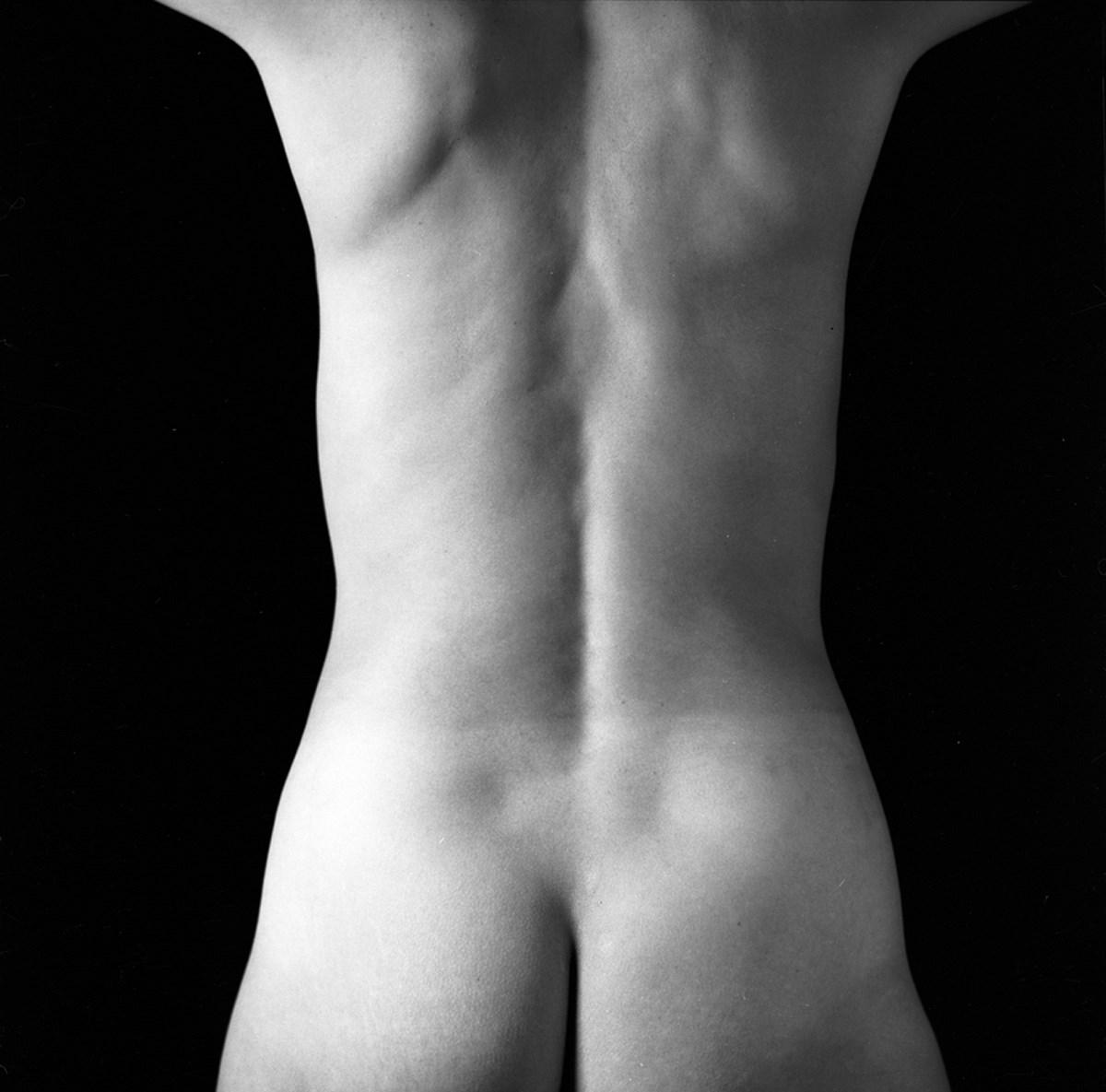 """Fot. Zbigniew Dłubak, """"Struktury ciała"""" (źródło: materiały prasowe organizatora)"""
