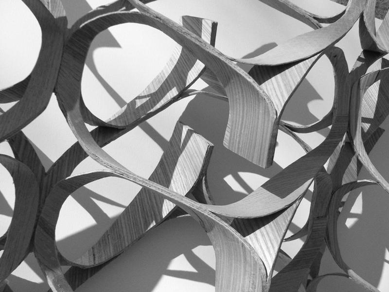Wstęgi ciągłe – system konstrukcyjny, proj. AION, Wielka Brytania, 2004-05 (źródło: materiały prasowe organizatora)