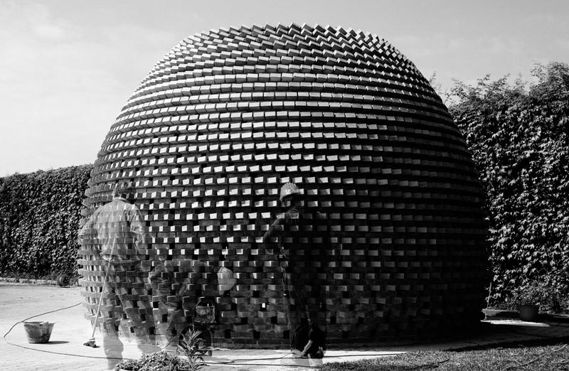 Kopuła Dome, proj. AION, Syrakuzy, Włochy, 2011 (źródło: materiały prasowe organizatora)