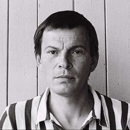 Jerzy Ludwiński, 1970. Fot. Natalia LL. Dzięki uprzejmości Artystki