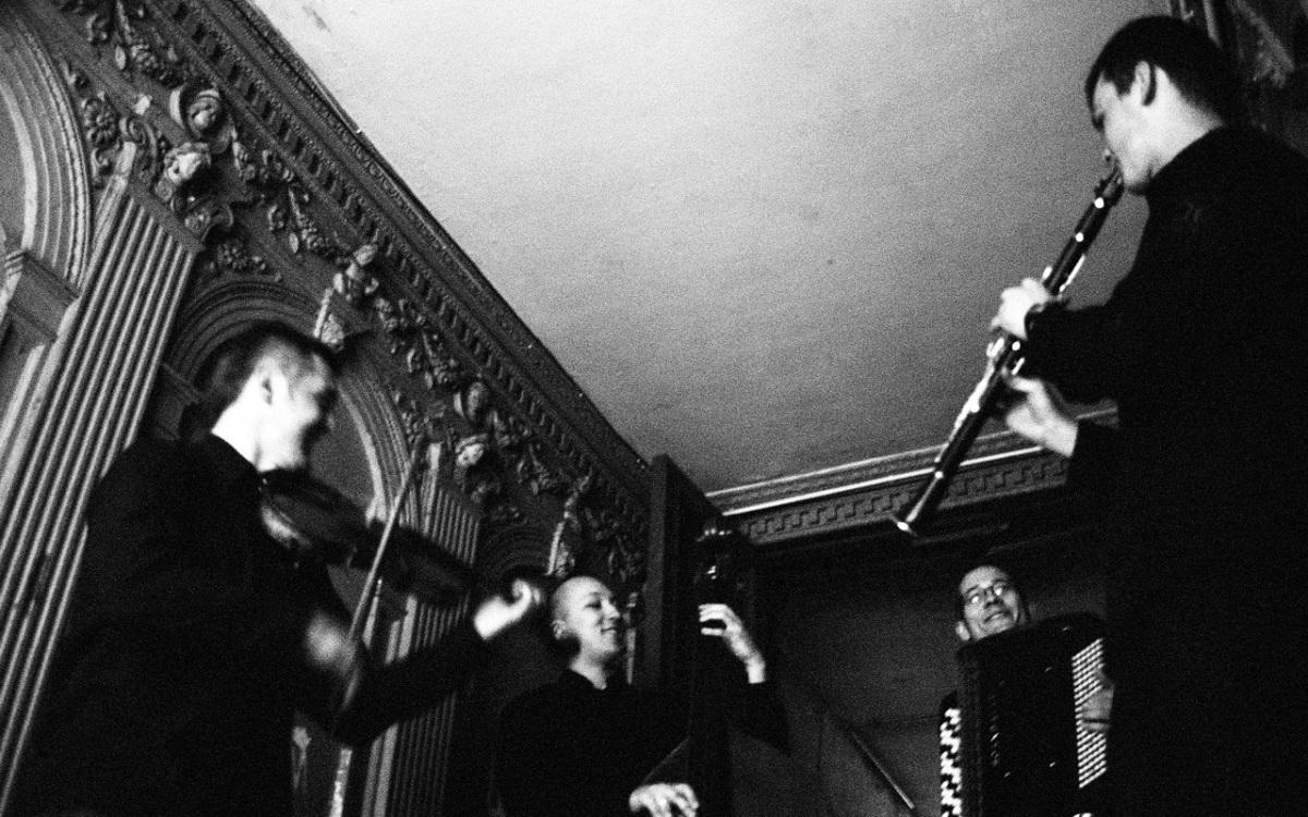 Meadow Quartet, fot. Rafał Podgóski (źródło: mat. prasowe)