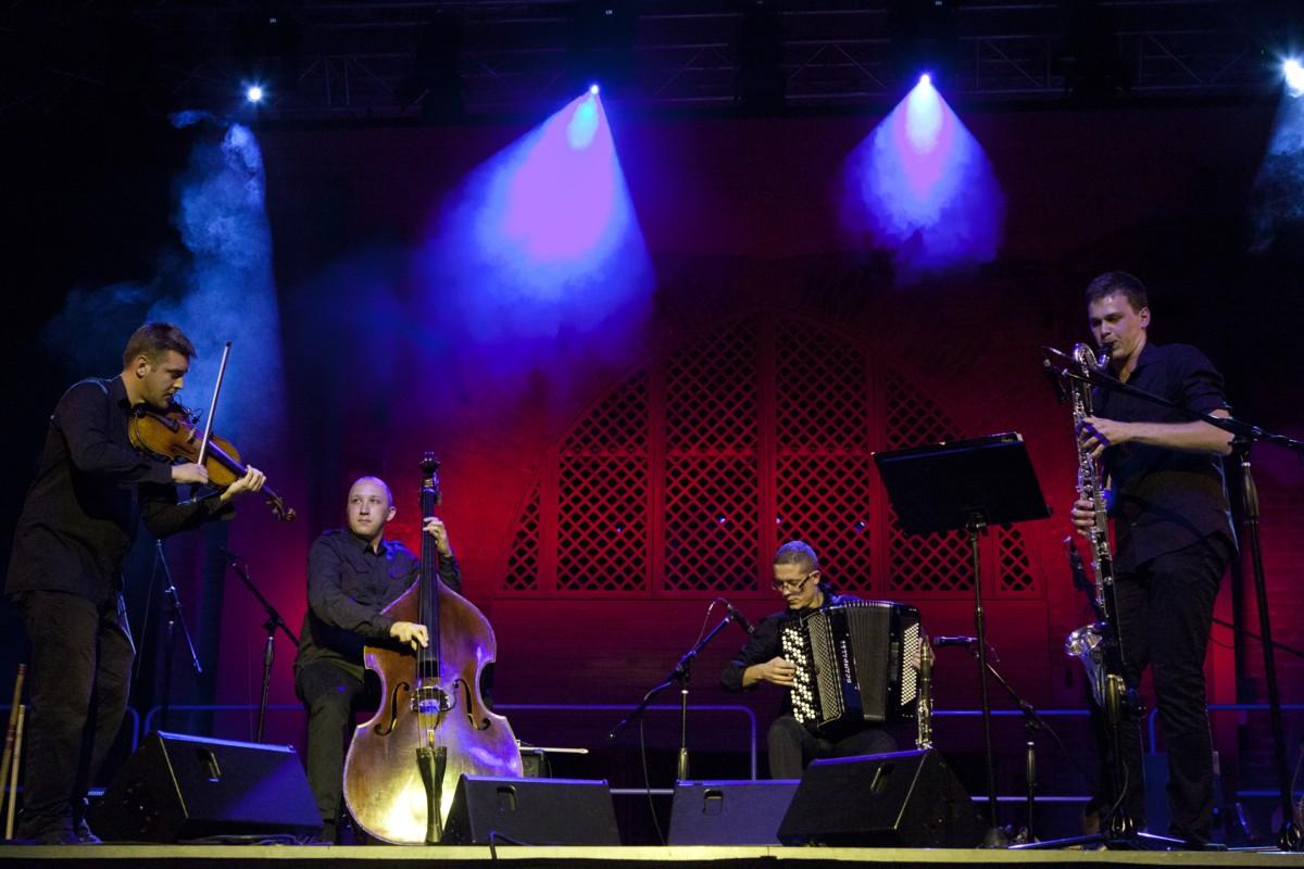 Meadow Quartet, fot. Anna Limonowicz (źródło: mat. prasowe)