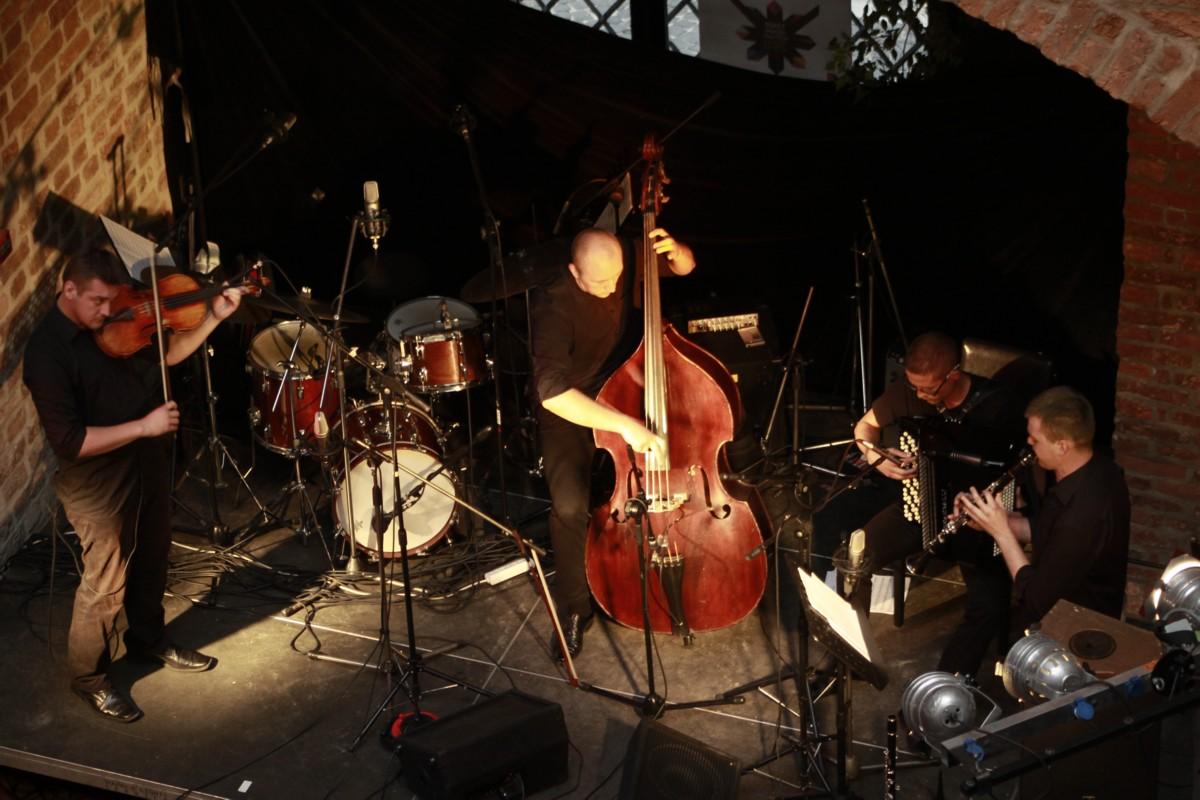 Meadow Quartet, fot. Jarosław Majchrzycki (źródło: mat. prasowe)