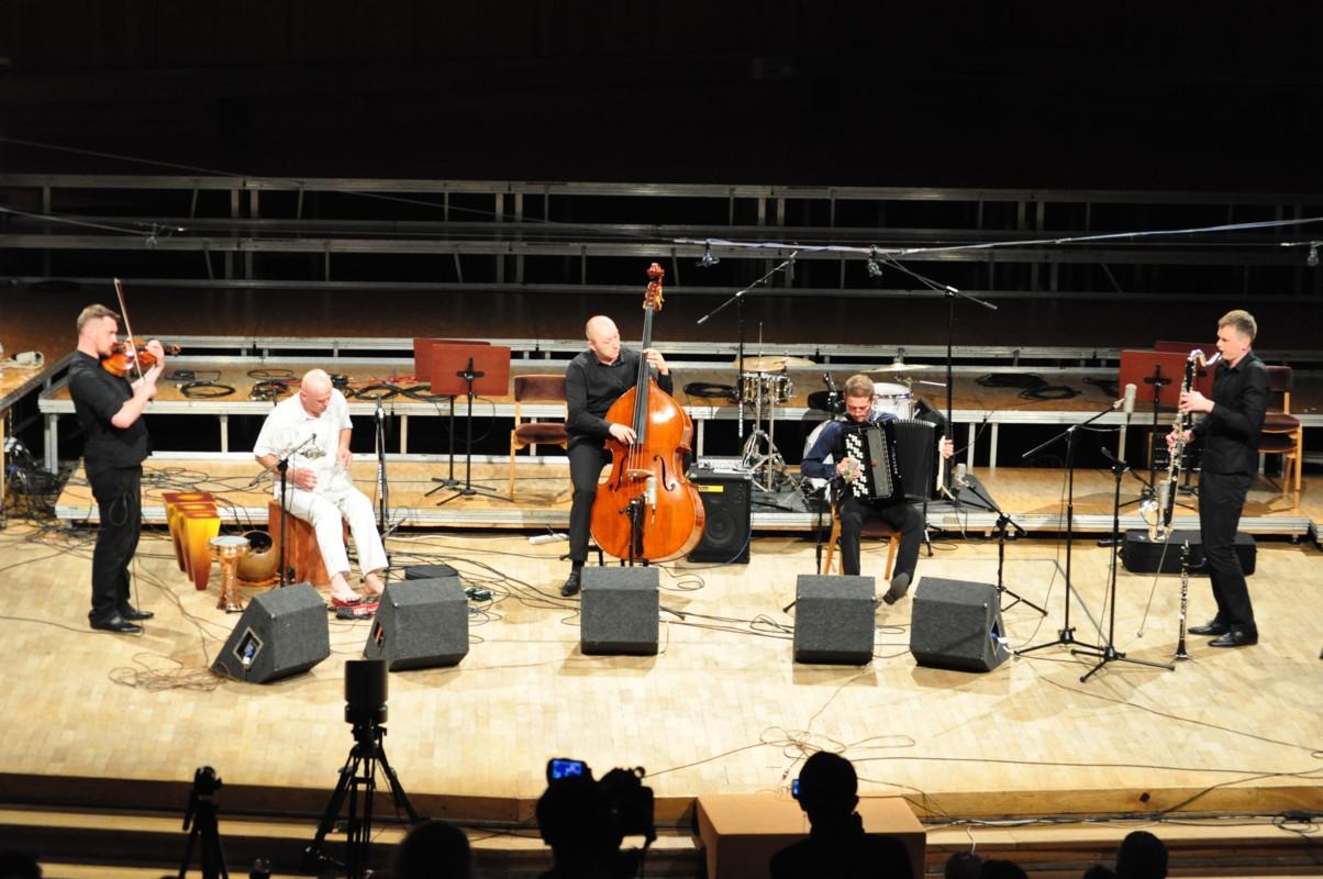 Meadow Quartet with special guest Tomas Dobrovolskis (źródło: mat. prasowe)