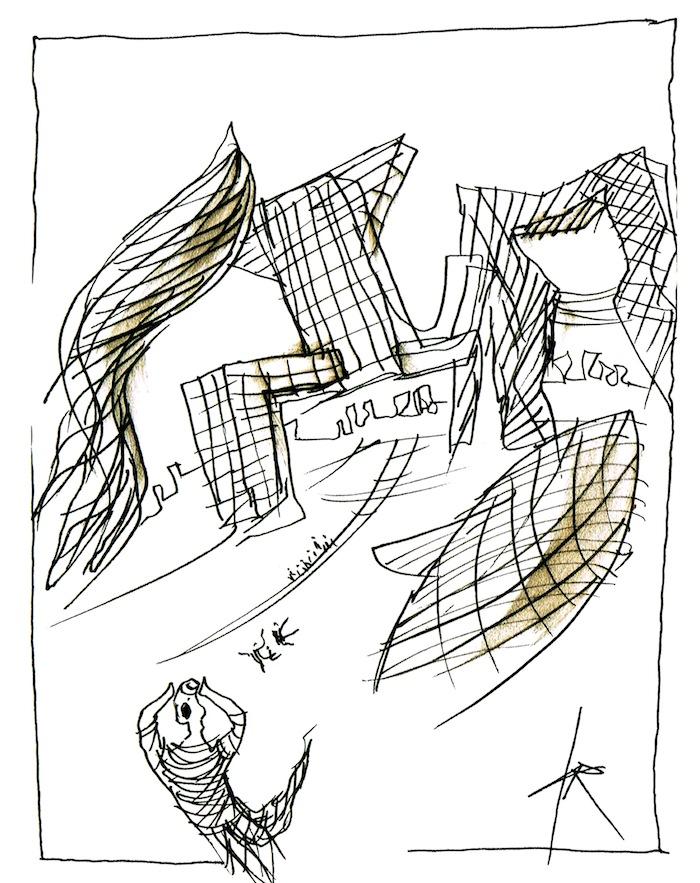 Krzyk w przestrzeni, Jerzy Gurawski (źródło: materiały prasowe organizatora)