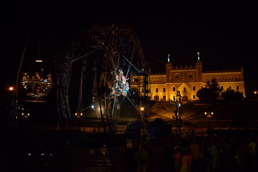 Carnaval Sztuk-Mistrzów – Cirk Vost, fot. Jacek Scherer (źródło: materiały prasowe organizatora)