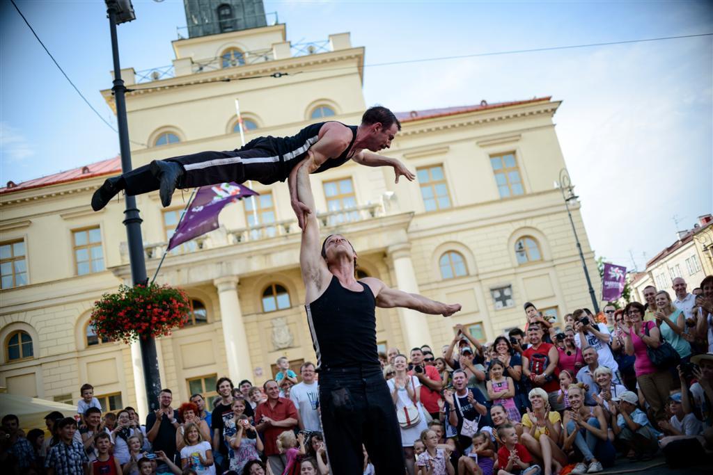 Carnaval Sztuk-Mistrzów – King Size, fot. Jacek Scherer (źródło: materiały prasowe organizatora)