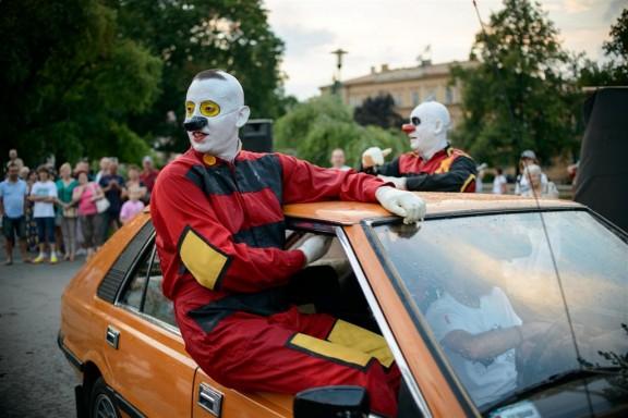 Carnaval Sztuk-Mistrzów – Murmuyo i Metrayeta, fot. Jacek Scherer (źródło: materiały prasowe organizatora)