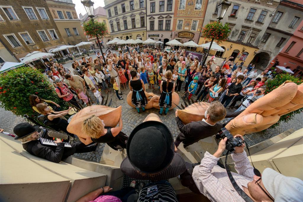 Carnaval Sztuk-Mistrzów – Teatr A3 Zmysły, fot. Jacek Scherer (źródło: materiały prasowe organizatora)