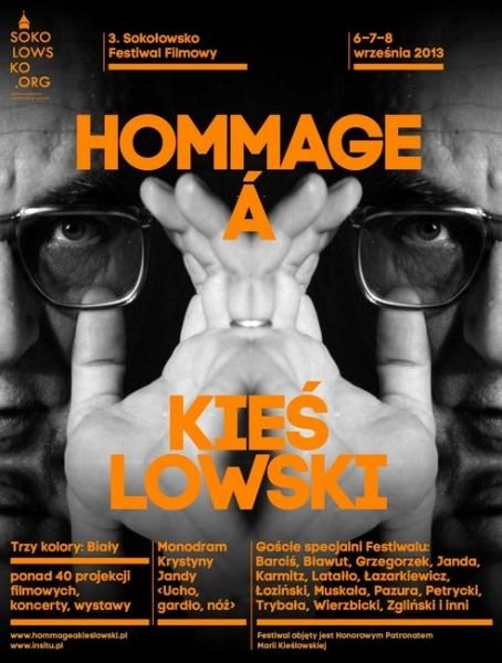 3. edycja Sokołowsko Festiwal Filmowy Hommage à Kieślowski (źródło: materiały prasowe organizatora)