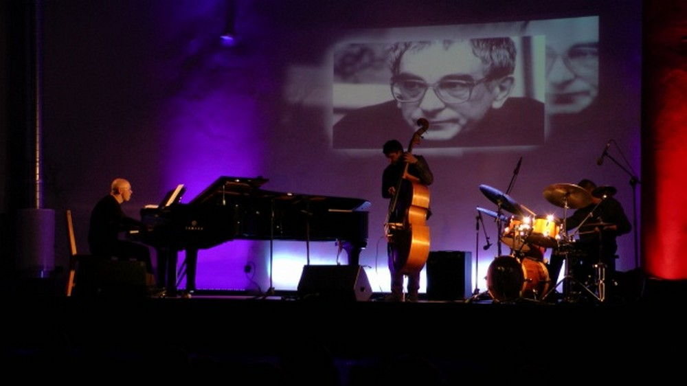 Koncert Wasilewski TRIO, Kino Zdrowie, Sokołowsko, fot. Aneta Rogenbuk (źródło: materiały prasowe organizatora)