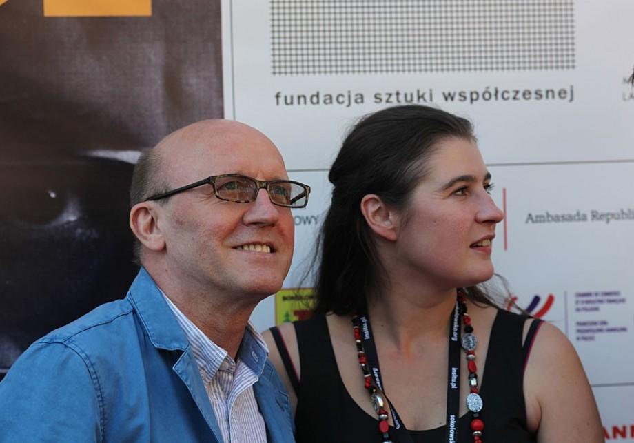 Artur Barciś i Zuzanna Fogtt, fot. Marcin Polak (źródło: materiały prasowe organizatora)