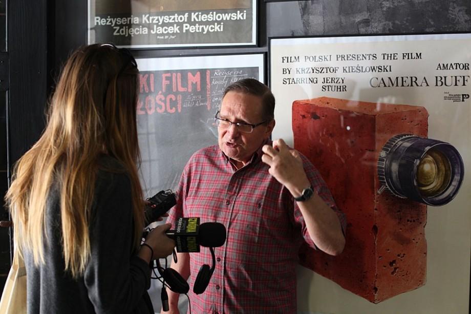 Krzysztof Wierzbicki, fot. Marcin Polak (źródło: materiały prasowe organizatora)