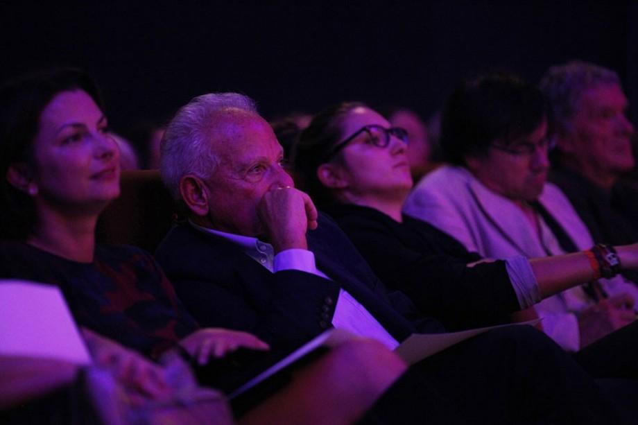 Marin Karmitz, gala festiwalowa, fot. Marcin Polak (źródło: materiały prasowe organizatora)