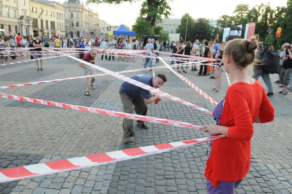"""""""Connected by the border"""", Festiwal Integracje – Mediacje w Lublinie (źródło: materiały prasowe organizatora)"""