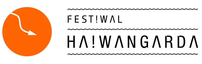 Międzynarodowy Festiwal Literacki Ha!wangarda – logo (źródło: materiały prasowe)