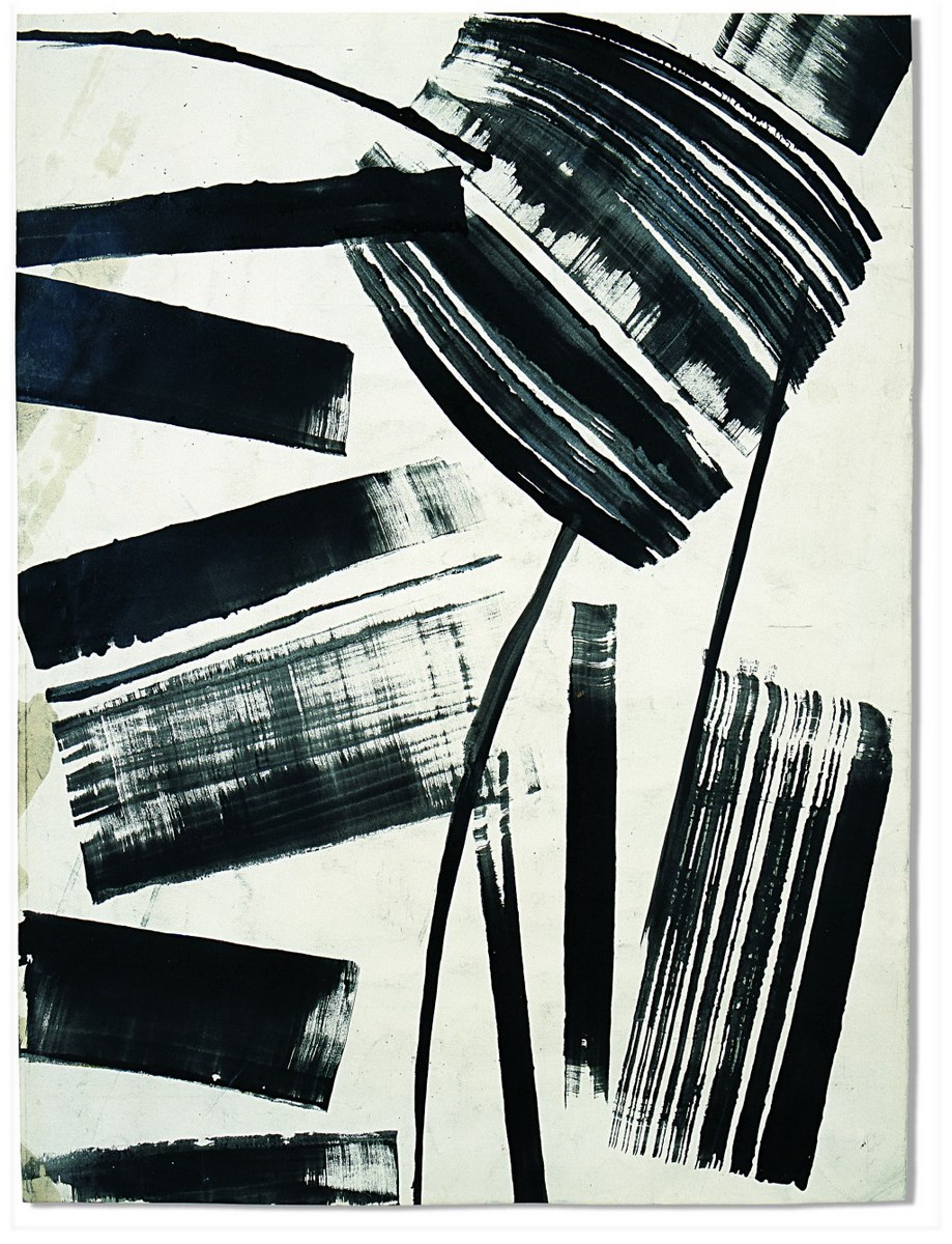 Herbert Zangs, 1957-58, Foto copyright Eckard Günnewig (źródło: materiały prasowe organizatora)