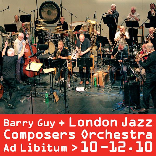 London Jazz Composers Orchestra (źródło: materiały prasowe)