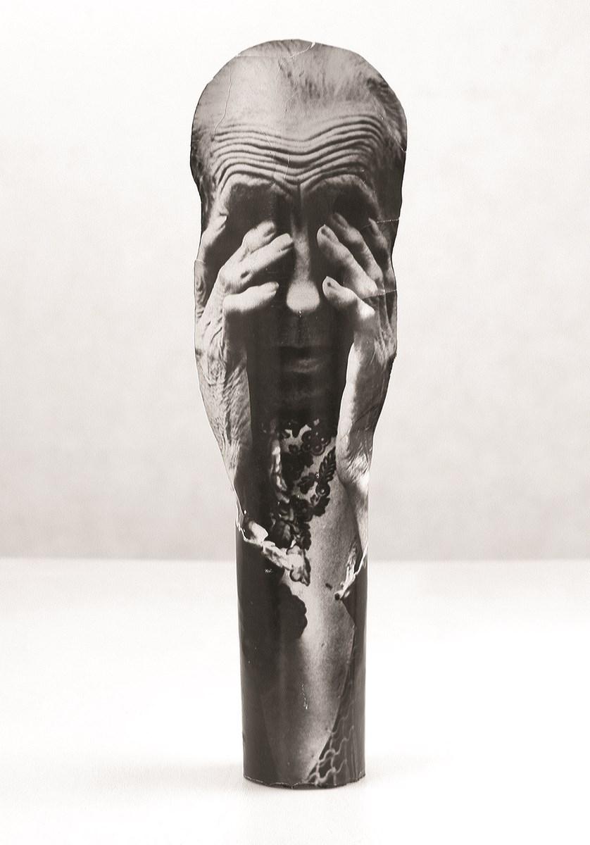 """Zofa Rydet, z cyklu """"Przemiany"""", 1957-80, zdjęcie udostępione przez Fundację im. Zofi Rydet w Krakowie (źródło: materiały prasowe organizatora)"""