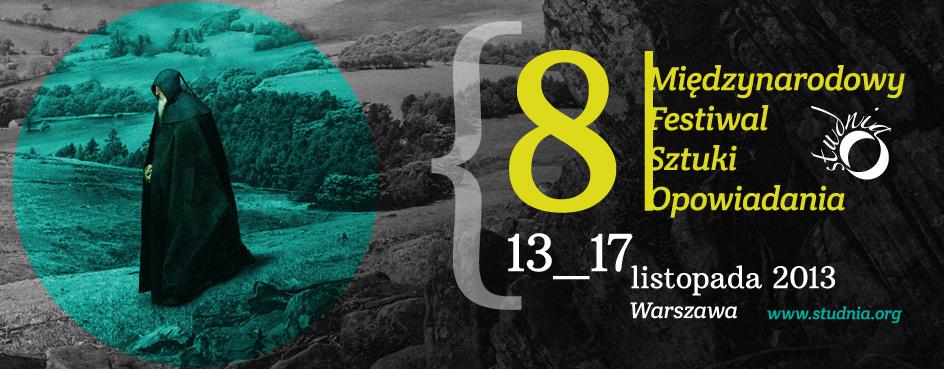 8. Międzynarodowy Festiwal Sztuki Opowiadania (źródło: materiały prasowe)