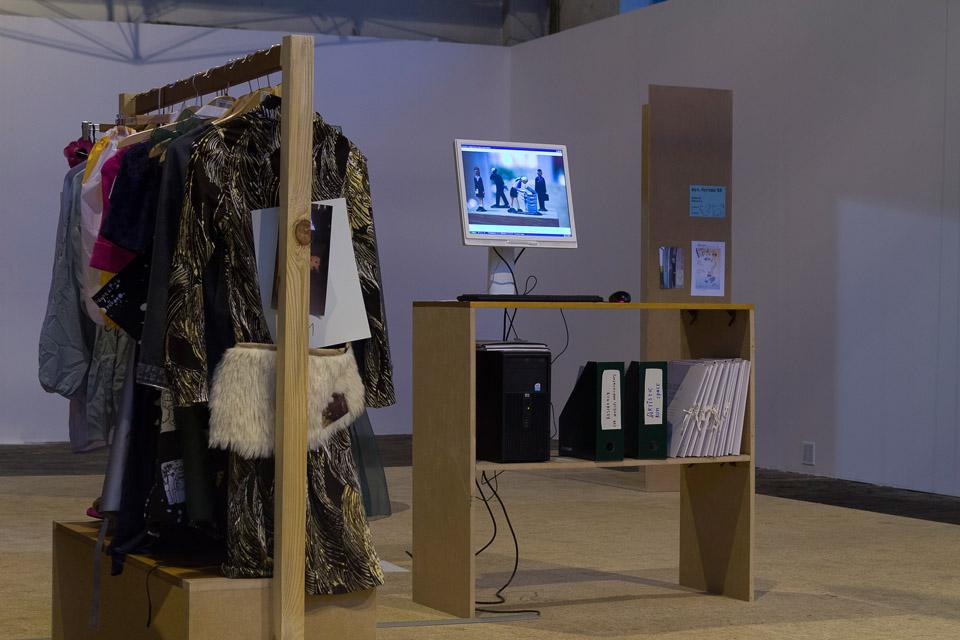 Prezentacja pracy Alevtiny Kakhidze, Galeria Arsenał elektrownia w Białymstoku (źródło: materiały prasowe organizatora)