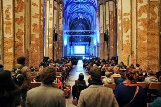 Gala Finałowa 2012 – Centrum św. Jana, Gdańsk, 11 października 2012 r., fot. Piotr Połoczański (źródło: materiały prasowe organizatora)