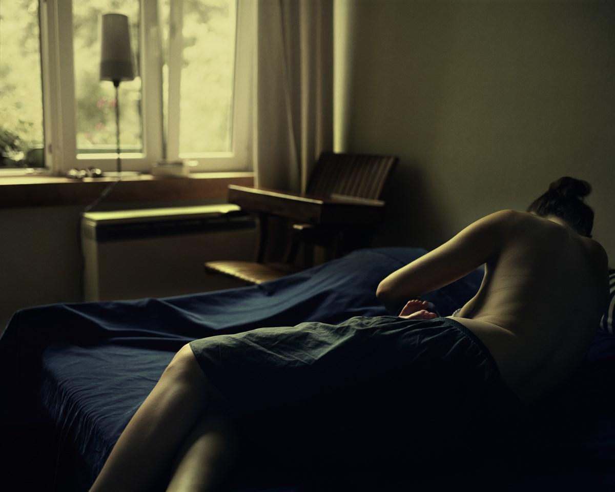 """Jakub Karwowski, z cyklu """"Rysa"""", 2013 (źródło: materiały prasowe organizatora)"""