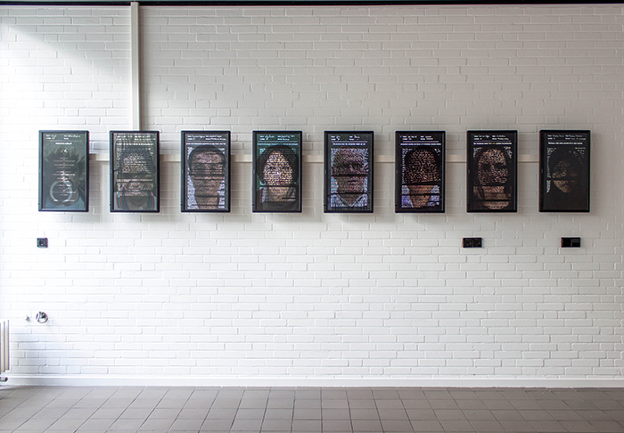 """Jeroen Van Loon, """"Life Needs Internet"""" (źródło: materiały prasowe organizatora)"""