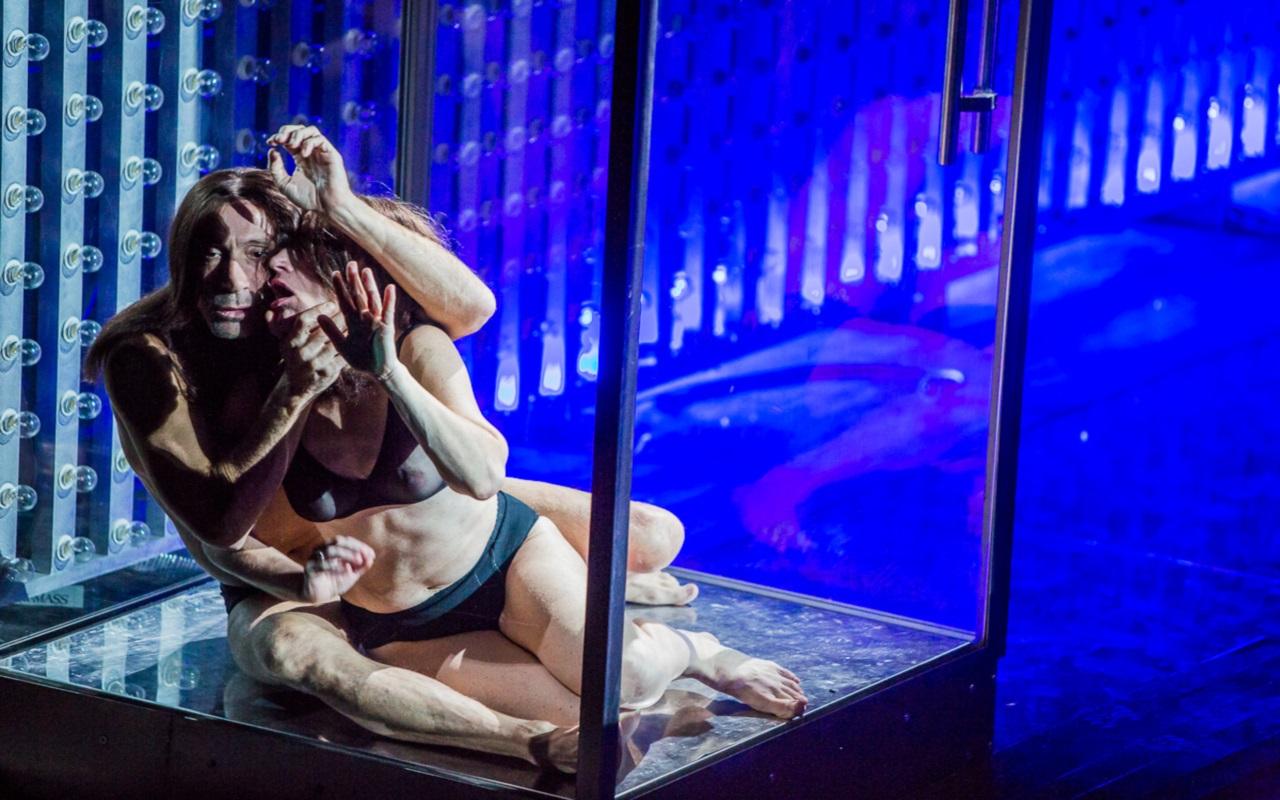 """""""Kabaret warszawski"""", fot. Marcin Oliva Soto (źródło: mat. prasowe - Międzynarodowy Festiwal Teatralny Dialog)"""