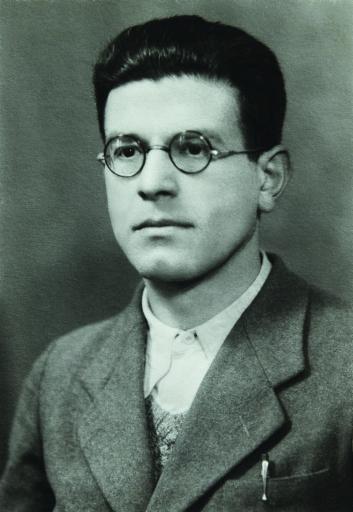 Marceli Najder, 1945 (źródło: materiały prasowe)
