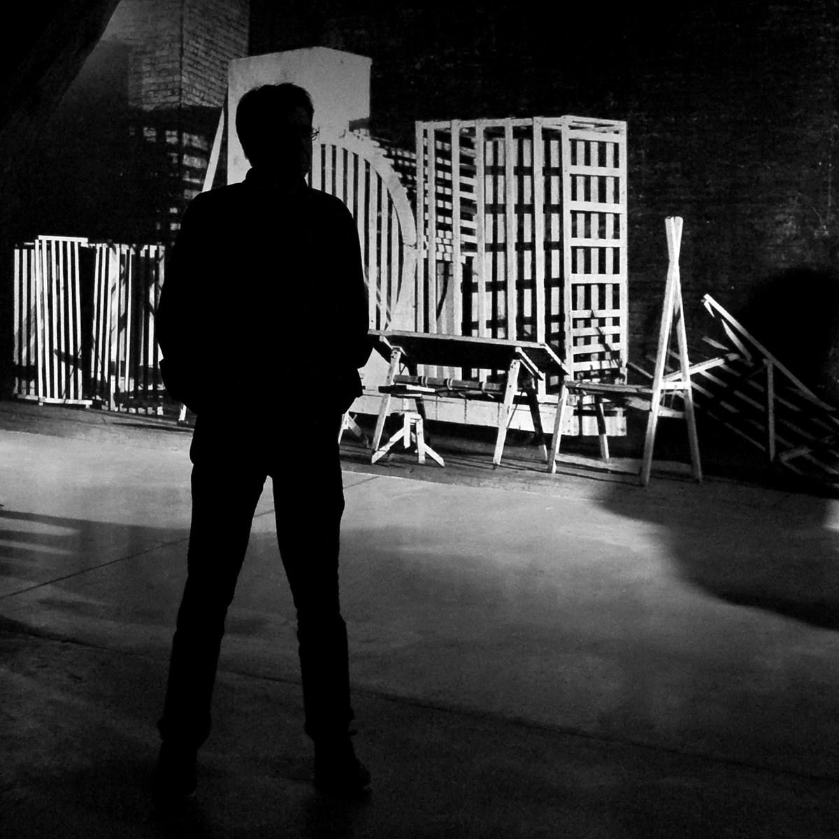 """Wystawa """"Meyerhold – konstruowanie człowieka"""", wernisaż, Centrum Sztuki WRO we Wrocławiu, fot. Karol Jarek (źródło: materiały prasowe organizatora)"""