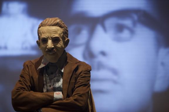 """""""Odgłosy pożaru"""", reż. Gabino Rodriguez i Luisa Pardo, fot. Andrea Lopez (źródło: mat. prasowe)"""