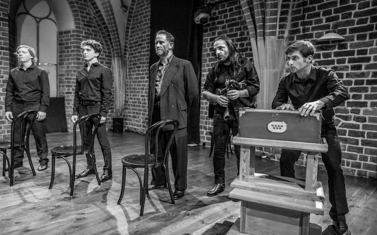 """""""Pieśni Leara"""", fot. Marcin Oliva Soto (źródło: mat. prasowe - Międzynarodowy Festiwal Teatralny Dialog)"""