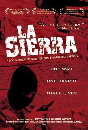 """Plakat filmu """"La Sierra"""", dzięki uprzejmości artysty (źródło: materiały prasowe organizatora)"""