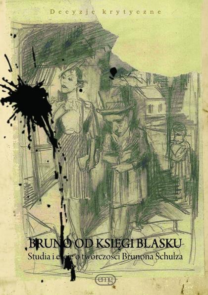 """""""Bruno od Księgi Blasku"""" – okładka (źródło: materiały prasowe)"""