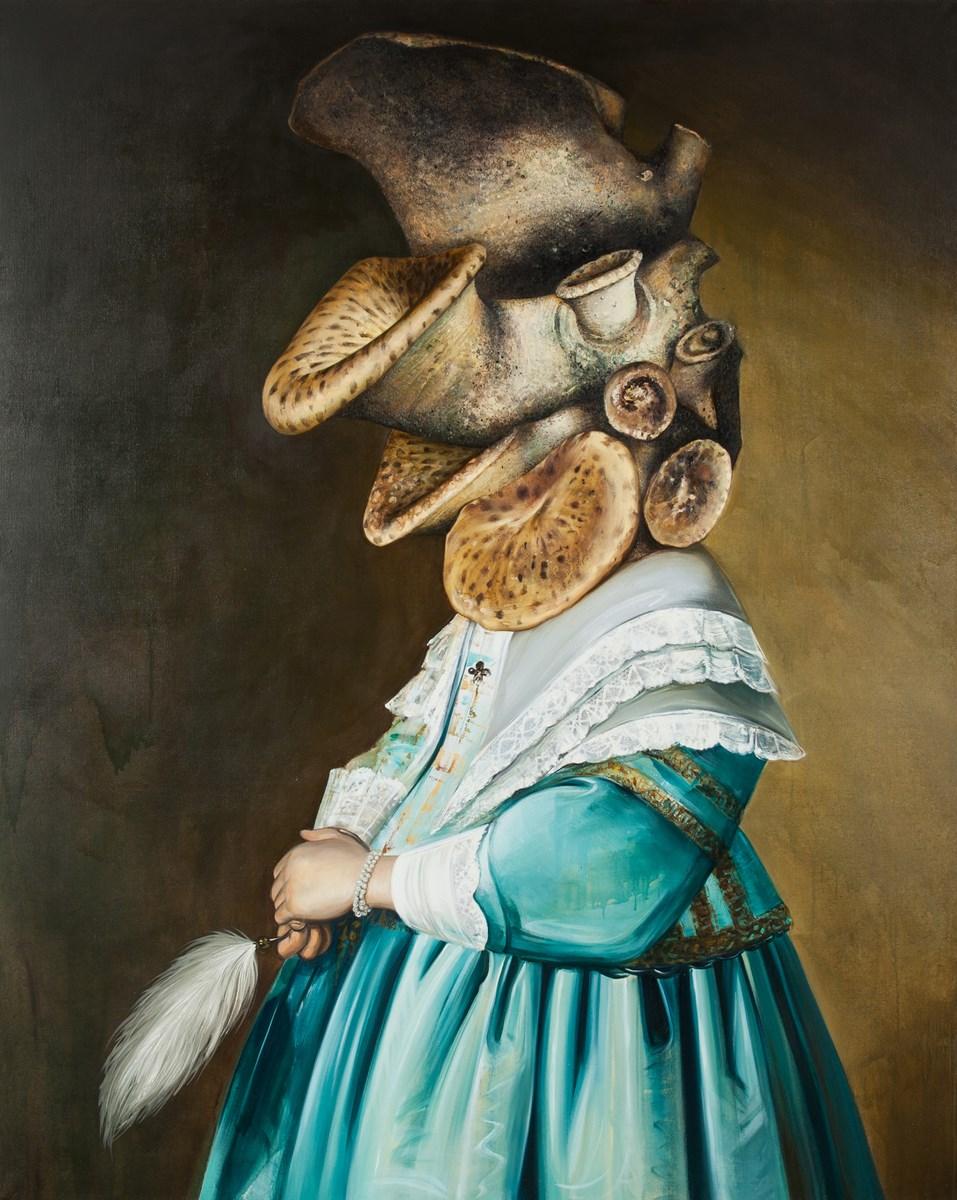 """Grand Prix, Ewa Juszkiewicz, """"Girl in Blue"""", fot. Jacek Rojkowski (źródło: materiały prasowe organizatora)"""